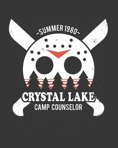 Friday the 13th|| I want this on a shirt