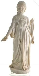 Image result for PARIAN ware figures classical