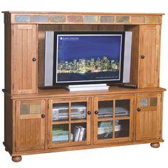 "Sedona 72"" TV Console 2751RO-TC"