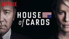 """Check out """"House of Cards"""" on Netflix"""
