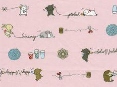 kawaii embroidery japanese designs - Google Search