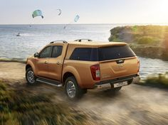 Nissan NP300 Navara Gets Extensive Set Of Pick-Up Accessories