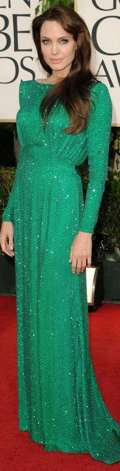 Red Carpet Fashion #dress - Atelier Versace