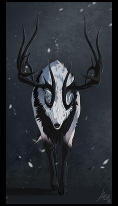 Silent by Arktoss.deviantart.com on @deviantART