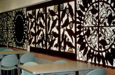 metal laser cut fence panels - Google Search