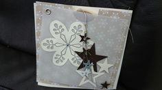Weihnachtskarte Birgit Schulz