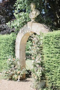Garden at The Old Rectory Estate Photo: @nataliedphoto