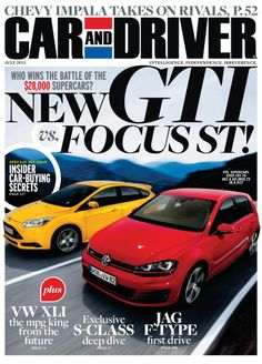 Car and Driver  Magazine - Buy, Subscribe, Download and Read Car and Driver on your iPad, iPhone, iPod Touch, Android and on the web only through Magzter