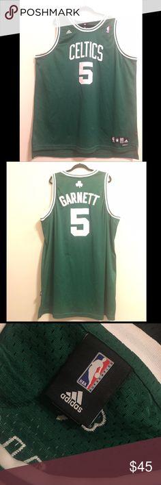 4be0c9837 Kevin Garnett NBA Finals NBA Jerseys  5 KEVIN GARNETT Boston Celtics  08  NBA FINALS