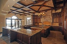 Luxury Kitchen Designed & Built by Fratantoni Luxury Estates. www.Facebook.com/FratantoniLuxuryEstates
