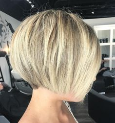 94 Inspirational Bob Hairstyles In 21 Best Chic Short Bob Hairstyles & Haircuts for Women Sensod, 18 Popular Blunt Bob Hairstyles for Short Hair Short Bob, 50 Brand New Short Bob Haircuts and Hairstyles for 35 Cute & Stunning Bob Hairstyle Ideas. Short Layered Bob Haircuts, Short Bob Cuts, Bob Haircuts For Women, Choppy Bob Hairstyles, Short Hair Cuts, Straight Hairstyles, Layered Bobs, Angled Bobs, Stacked Bobs