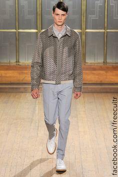 Nicole Farhi Spring/Summer 2013 Menswear Collection