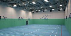 PU Sports Flooring