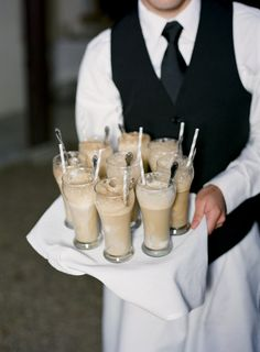Root Beer Float Toast!  Photo by tanjalippertphotography.com