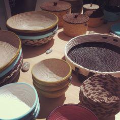 Jinja new collection_2016   #ecodesign #design #handmade #interiorproducts #housewares #textilewaste
