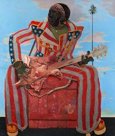 National Velvet  by John Byrne