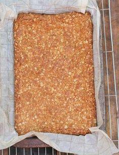 My grandmother betty's crunchie recipe: its a legend