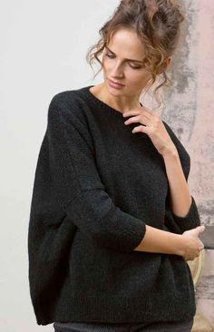 Fatto a Mano 236 Collection von Lang Yarns Diy 2018, Lang Yarns, Mulberry Silk, Knit Fashion, Women's Fashion, Knitted Shawls, Jumpers, Knitting Patterns, Knitting Ideas