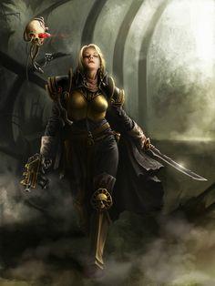 Warhammer 40k Art by Bayu Pratama - Imgur
