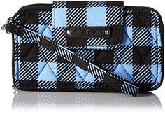 Vera Bradley Smartphone Iphone 6 Wristlet, Alpine Check