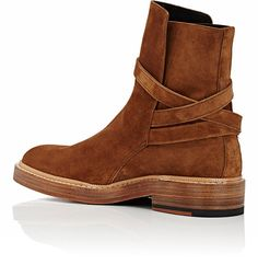 Paul Andrew Proteus Suede Boots