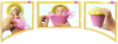Cupcake doll, 90's toys. Mine smelled like strawberry!!