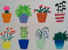 plants dance by kristin rae
