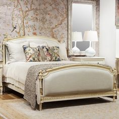 French Market Collection Roosevelt Queen Standard Bed | Perigold