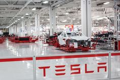 Tesla Motors and the robots that build the Model S http://cnet.co/LNz9CO
