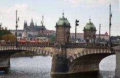 Прогулка по Праге — Мосты Праги