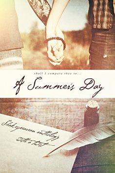 """Cover Reveal – """"A Summer's Day: Shakespearean Anthology with a Twist"""" Books To Read, My Books, Places In Usa, The Merchant Of Venice, Lady Macbeth, Fiction Novels, It Gets Better, Finding Love, Happy Endings"""