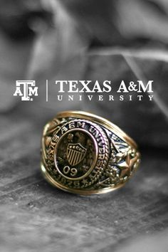 Re Antique Aggie Ring