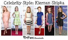 NYC Recessionista: How to dress like Kiernan Shipka