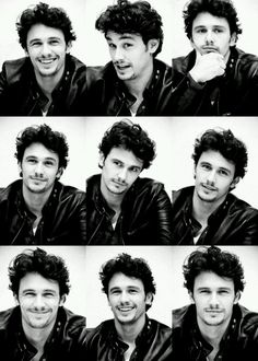 James Franco haha :) can I marry you right now?