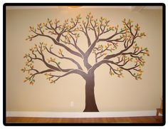 Family Tree Photo Wall family tree wall: self-stick tree decals are available in many