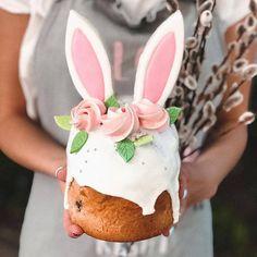 Easter Cake Easy, Easy Easter Desserts, Easter Cupcakes, Easter Cookies, Easter Treats, Easter Recipes, Easter Bunny Cake, Easter Dinner, Easter Party