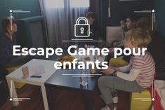 animation mariage escape game