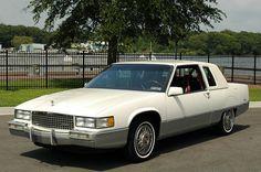 1990 Cadillac Fleetwood Coupe