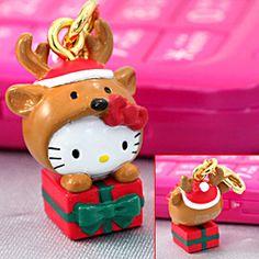 Get the Hello Kitty reindeer at Rakuten Global Market for $5
