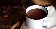 Chocolate a la taza mexicano