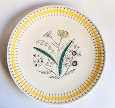 Stavangerflint Norway Vintage Scandinavian Tiril Plates Anne Lofthus | eBay