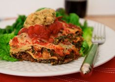 MELOMEALS: Healthy and delicious mostly vegan, frugal recipes by Melody Polakow : Lasagna with White Bean Basil Filling