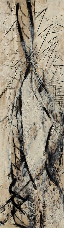 Within Without_encaustic on paper - Diane Bowie Zaitlin artist