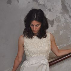 Gorgeous vintage dress 😘