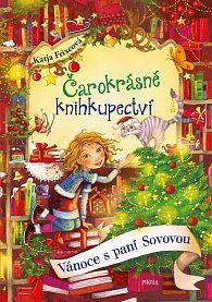Kniha Čarokrásné knihkupectví: Vánoce s paní Sovovou - Katja Frixeová | Dobré Knihy.cz Book Quotes, Panama, Free Apps, This Book, Christmas Ornaments, Holiday Decor, Fictional Characters, Products, Advent