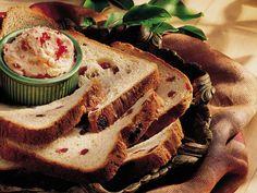 Bread Machine Whole Wheat-Cranberry Bread
