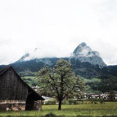 Seewen, Schwyz, Schweiz. Grosser Mythen.