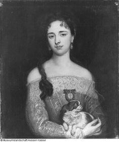 Portrait of a Spanish noblewoman Godfrey Kneller