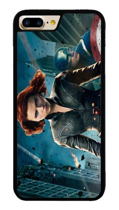 Black Widow in the Avengers for iPhone 7 Plus Case #Avengers #Blackwidow #Marvel #IPhone7Plus #IphoneCase #Covercase #Phonecase #Cases #Favella