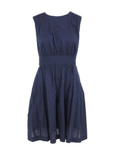 Lucy French Blue Dress